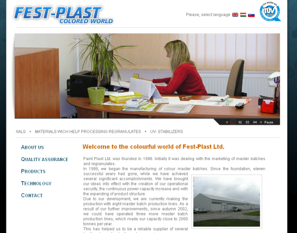 Fest-Plast Colored World