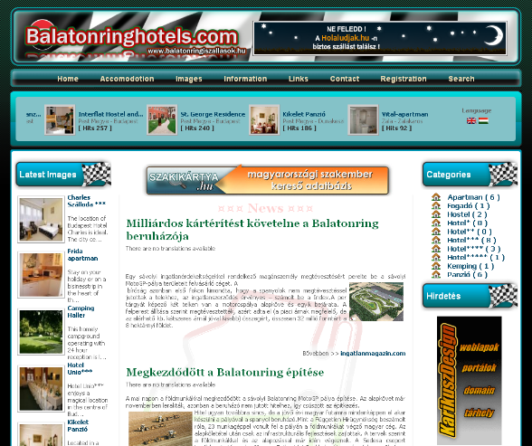 Balatonringhotels.com